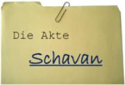 Die Akte Schavan