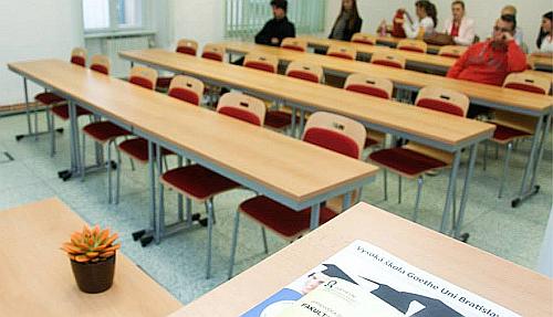 Studium an der Goethe Uni Bratislava