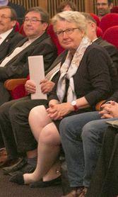 Annette Schavan bei der Preisverleihung Bibelwettbewerb, 8.4.2016